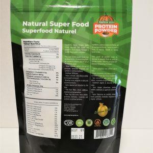 Styrian Pumpkin Seed Protein Powder - Nutrition Facts